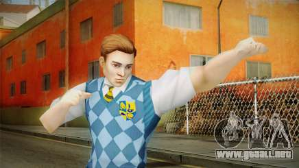 Tad Spencer from Bully Scholarship para GTA San Andreas