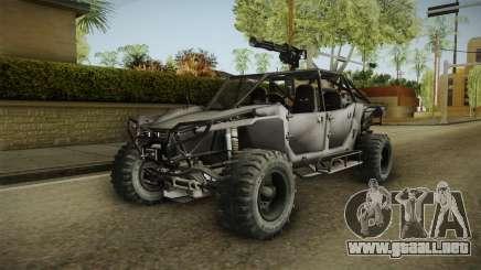 Ghost Recon Wildlands - Unidad AMV IVF para GTA San Andreas