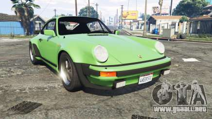 Porsche 911 Turbo 3.3 (930) 1982 [replace] para GTA 5