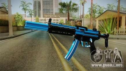 MP5 Fulmicotone para GTA San Andreas