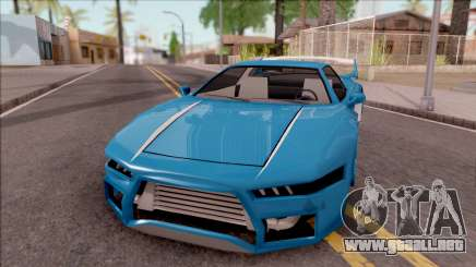 BlueRay's Infernus V9+V10 para GTA San Andreas