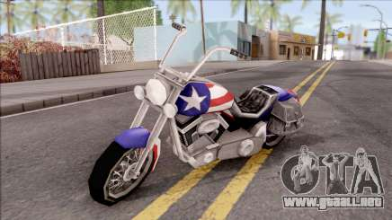 Liberty City Stories Angel para GTA San Andreas