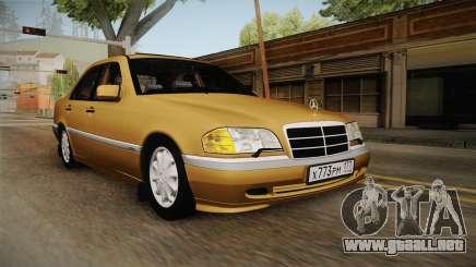 Mercedes-Benz W202 C230 para GTA San Andreas