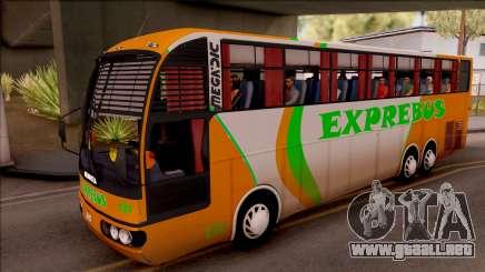 DIC EXPREBUS para GTA San Andreas