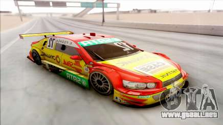 Chevrolet Sonic JL G 09 Stock V8 para GTA San Andreas