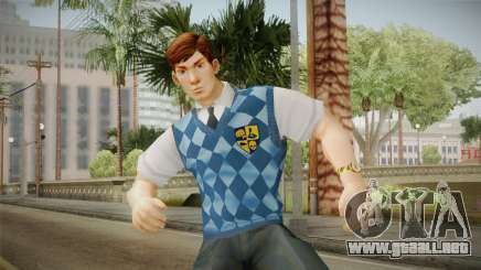 Gord Vendome from Bully Scholarship para GTA San Andreas