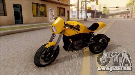 GTA V Imp-Exp FCR1000 para GTA San Andreas