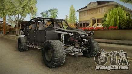 Ghost Recon Wildlands - Unidad AMV para GTA San Andreas