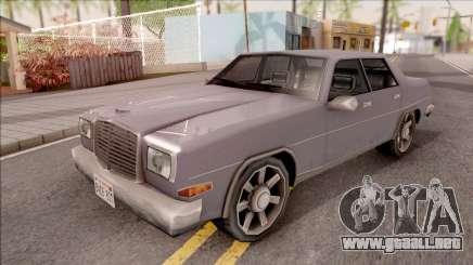 Stepfather Car from Bully para GTA San Andreas