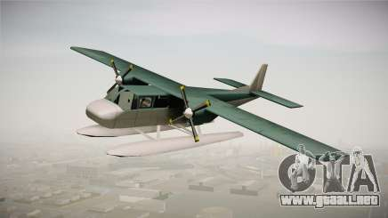 Beagle Sea Plane para GTA San Andreas
