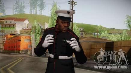 CoD: AW - Marine Dress Uniform Cormack para GTA San Andreas
