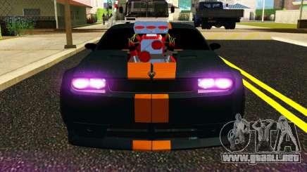 XeNON Hid 30000K PuRple para GTA San Andreas