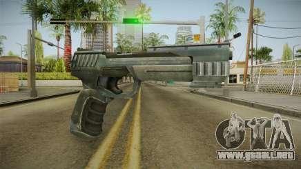 The Scourge Project - Nogaris Pistol para GTA San Andreas