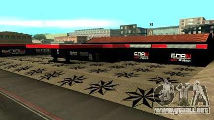 BPAN Armenia garaje en SF para GTA San Andreas