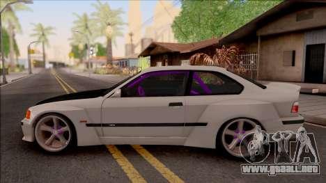 BMW M3 E36 Drift Rocket Bunny v4 para GTA San Andreas left