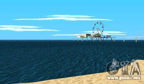 Nueva y más realista Timecycle por Luke126 para GTA San Andreas