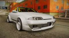 Nissan Skyline R32 Cabrio Drift Rocket Bunny v1 para GTA San Andreas