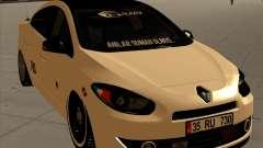 Renault Fluence para GTA San Andreas