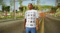 GTA 5 Special T-Shirt v18 para GTA San Andreas