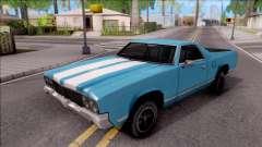 Sabre La Destino Turbo para GTA San Andreas