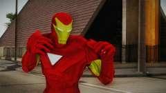 Marvel Heroes Omega - Iron Man para GTA San Andreas