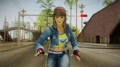 Hitomi Casual Skin para GTA San Andreas