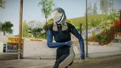 Mass Effect 3 EDI Alt Blue para GTA San Andreas