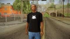 Spider-Man Homecoming T-Shirt para GTA San Andreas