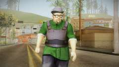 New Big Smoke v2 para GTA San Andreas