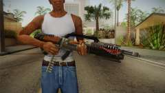 COD Advanced Warfare - Ohm para GTA San Andreas