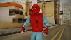 Marvel Heroes Omega - Homemade Suit v2 para GTA San Andreas