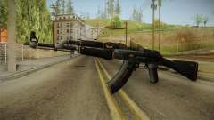 CS: GO AK-47 Elite Build Skin para GTA San Andreas