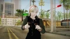 De Ninas Skin v5 para GTA San Andreas