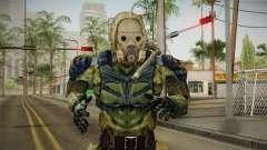 La piel de la Libertad v4 para GTA San Andreas