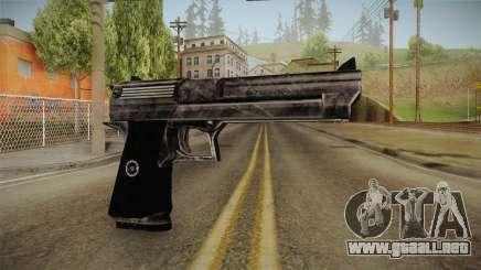 Silent Hill Downpour - .45 Pistol SH DP para GTA San Andreas