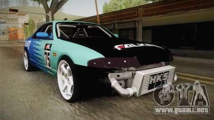 Nissan Skyline R33 Drift Falken para GTA San Andreas