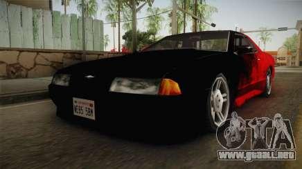 New Elegy Paintjob v1 para GTA San Andreas