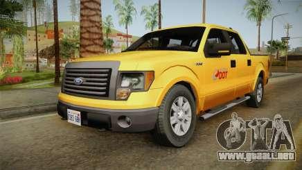 Ford F150 2010 para GTA San Andreas