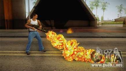 Metal Slug Weapon 13 para GTA San Andreas