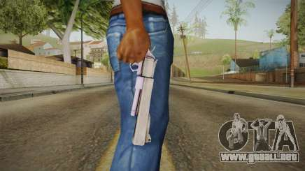 Joker Classic Gun para GTA San Andreas