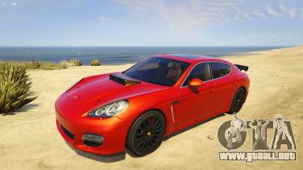 Michael Es Mejor Con Un Porsche para GTA 5