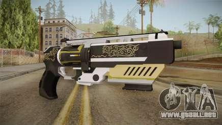 Planetside 2 - NS-44 Commissioner v1 para GTA San Andreas