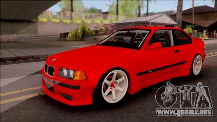 BMW M3 E36 Drift Rocket Bunny v3 para GTA San Andreas