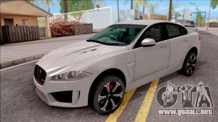 Jaguar XF R-S 2015 para GTA San Andreas