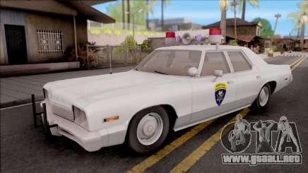 Dodge Monaco Montana Highway Patrol para GTA San Andreas