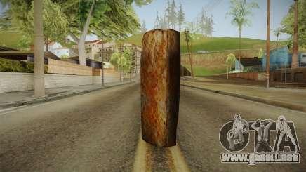 Silent Hill Downpour - Brick SH DP para GTA San Andreas