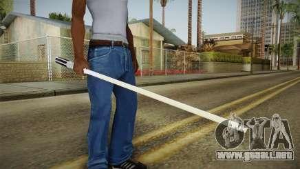 Star Wars - Lazersaber para GTA San Andreas