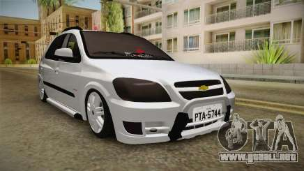 Chevrolet Celta Off Road Edition para GTA San Andreas