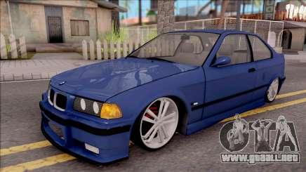 BMW M3 E36 Compact para GTA San Andreas