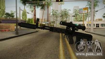 El arma de la Libertad v2 para GTA San Andreas